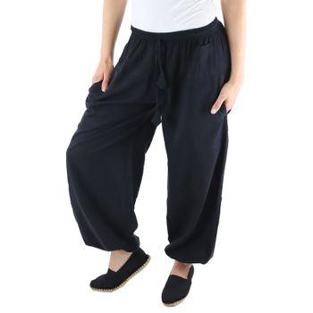 KUNST UND MAGIE Unisex colorful one size boho yoga bloomers summer pants harem pants – Bild 10