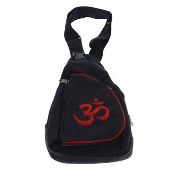 Kunst und Magie Hippie Goa Bodybag Schultertasche OM – Bild 20