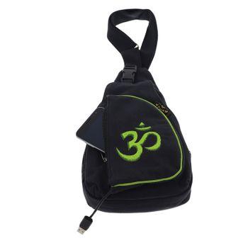 Kunst und Magie Goa Hippie Body Bag – Bild 20