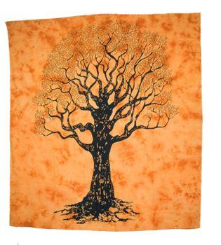Kunst und Magie Wandbehang Baum ca. 230 x 210 cm  – Bild 1