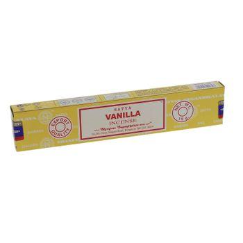 Satya Vanilla Indische Masala Räucherstäbchen Vanille