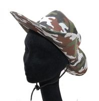 Camouflage Army ARMEE HUT Anglerhut Fasching Karneval Go Go