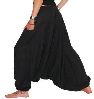 Aladdin Pants Afghani Pants Shalwar – Bild 3