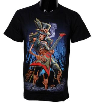 "Gothic T-Shirt ""Rock´n Roll Death"" Sensenmann Metal"