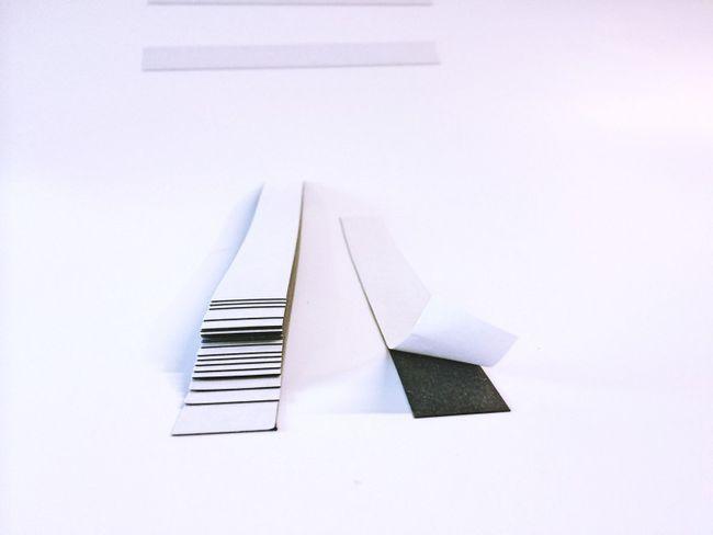 Magnetstreifen selbstklebend 20mm x 200mm x 0,9mm
