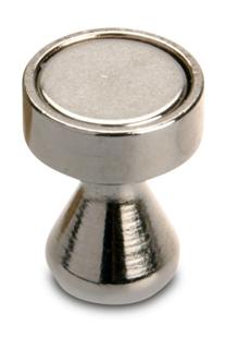 neodym stahl kegelmagnet 12 x 16mm n35 supermagnete magnete f r pinnwand tafel kegelmagnete. Black Bedroom Furniture Sets. Home Design Ideas