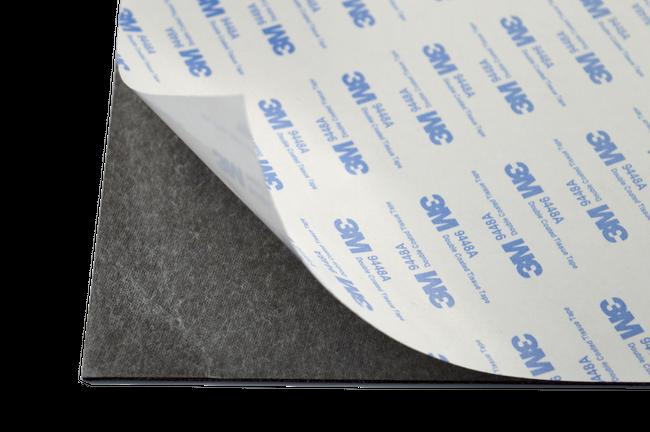 Neodym-Magnetmatte - Selbstklebend - 1,5mm stark – Bild 1