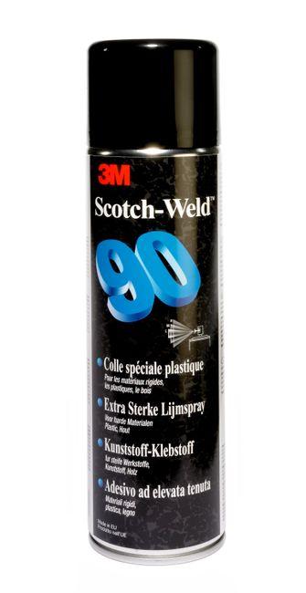 3M™ Scotch-Weld™ Sprühklebstoff 90 | Kurze Ablüftzeit - Kurze Klebespanne