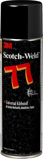 3M™ Scotch-Weld™ Sprühklebstoff 77 | Kurze Ablüftzeit - Kurze Klebespanne