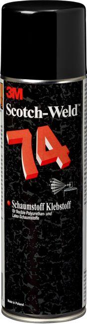 3M™ Scotch-Weld™ Sprühklebstoff 74 | Kurze Ablüftzeit - Kurze Klebespanne