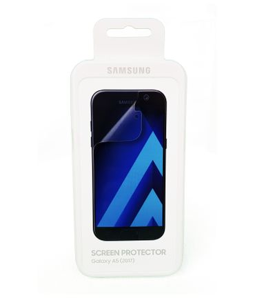 Original Samsung Galaxy A5 2017 Displayschutzfolie Screen Protector ET-FA520 2x
