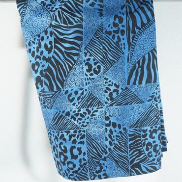 Zebra Cobalt Blue C - Amafu – Bild 1