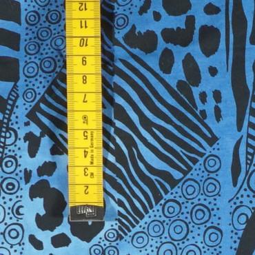 Zebra Cobalt Blue C - Amafu – Bild 2