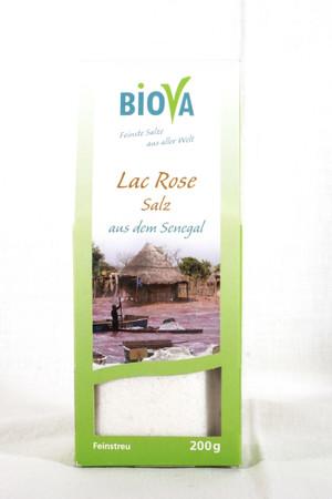 Lac Rose Salz - fein | 0,1-0,6 mm