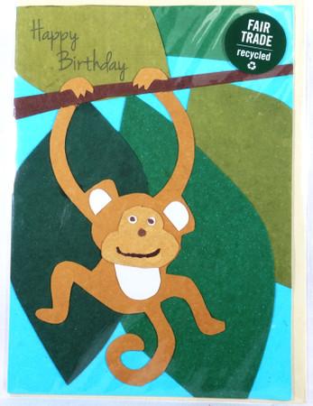 Grußkarte - Geburtstag - Birthday Hangout