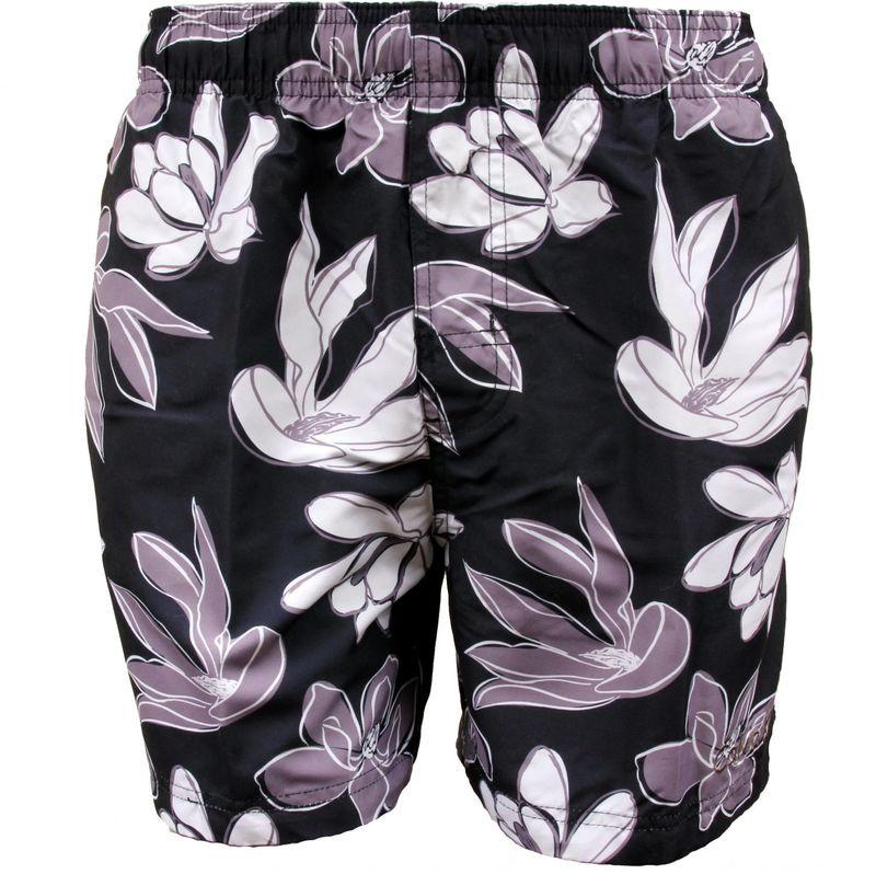 Calvin Klein Badeshort Beachshort Schwimmshort Short Medium Drawstring schwarz