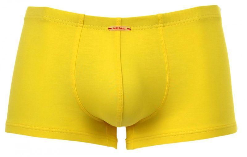 Olaf Benz Minipants Herren Pant Gelb NEU WOW