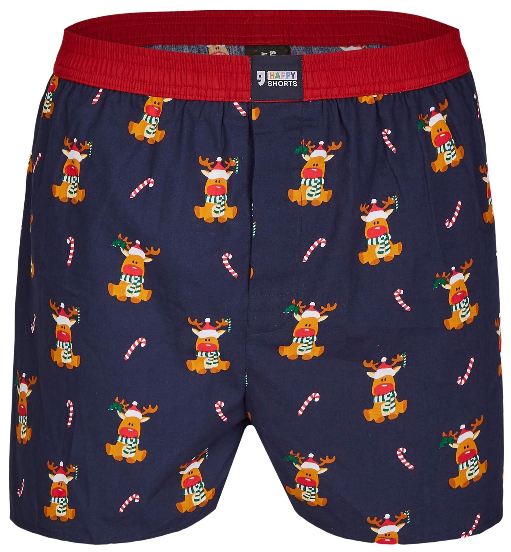 Happy Shorts american Boxer Boxershort Shorts Webboxer Weihnachten Nussknacker