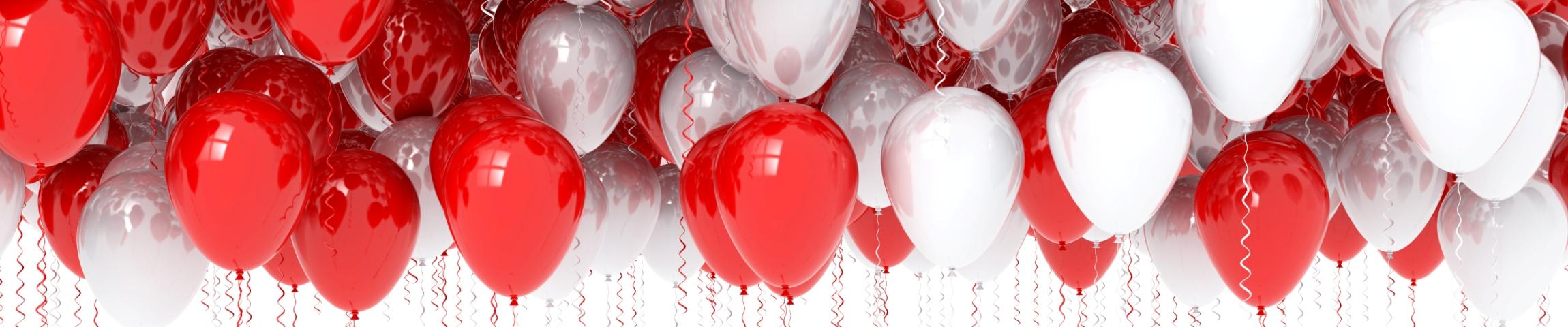 Zum Abheben: Unsere Ballons