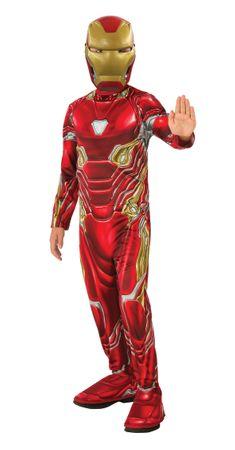 Iron Man Infinity War Anzug Kind