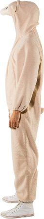 Schaf-Overall beige (Damen) – Bild 2