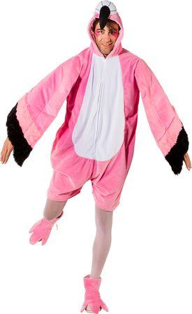 Flamingo-Overall – Bild 1