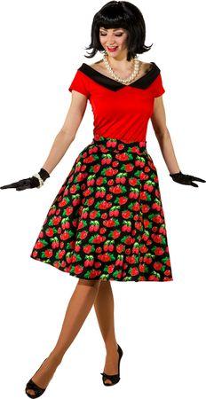 Rock Rockabilly 'Erdbeere' – Bild 1