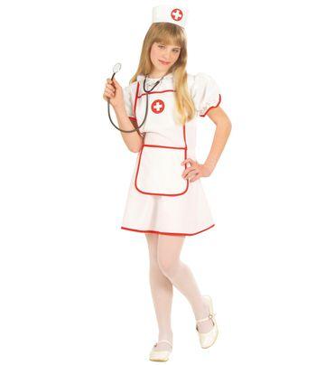 Krankenschwester-Kleid Gr. 128