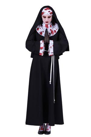 Blutige Nonne Kleid