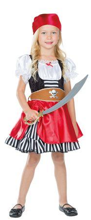 Piratenmädchen Grace Kleid