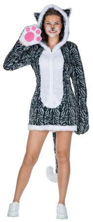 Kätzchen-Kleid mit Pfoten – Bild 1
