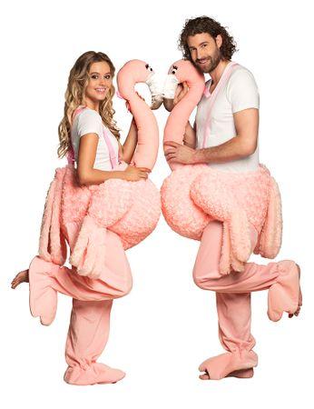 Kostüm Flamingo de Luxe – Bild 1