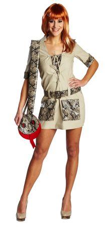 Safari Kleid