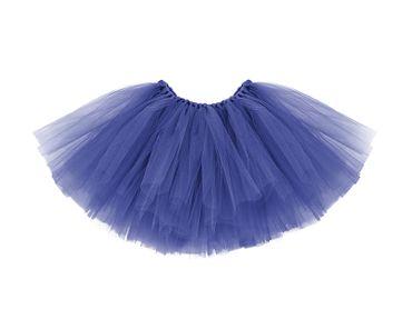 Tutu - Tüllrock blau – Bild 1