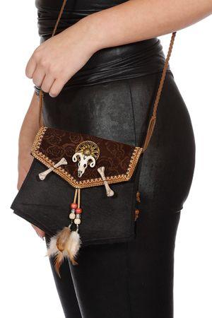Tasche Voodoo / Indianer Luxus