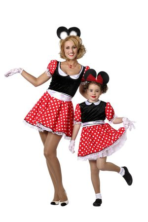 Minnie Mouse Kleid – Bild 2
