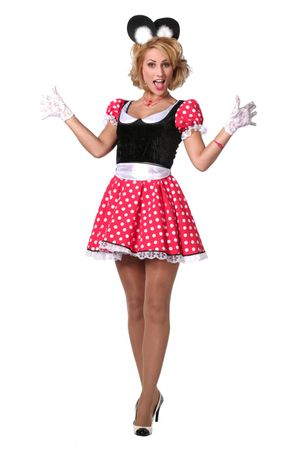 Minnie Mouse Kleid – Bild 1