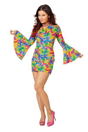Hippie-Kleid Fantasy
