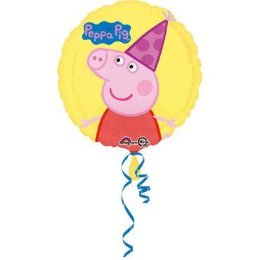 Folienballon Peppa Pig / Peppa Wutz