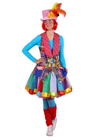 Clownweste – Bild 1