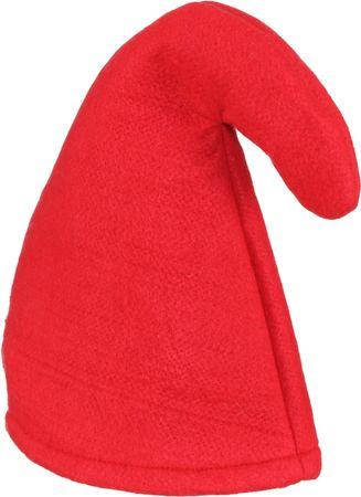 Mütze Zwerg / Wichtel rot
