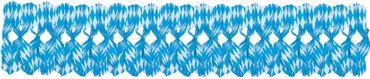 Girlande 10m x 25 cm Bayernraute - Premiumqualität