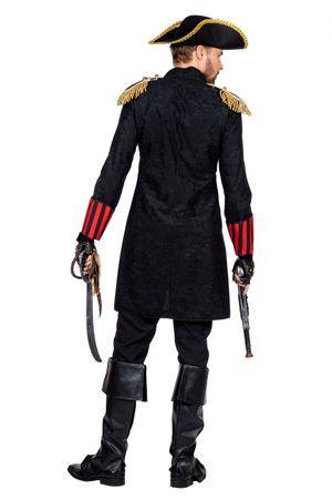 Piraten-Mantel Stripe – Bild 3