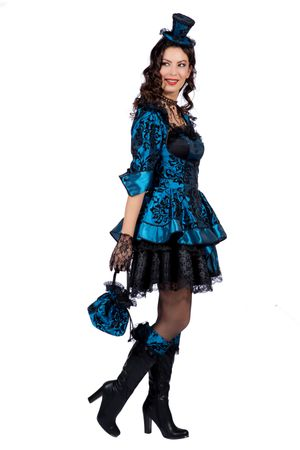 Blue Rose Kleid de luxe – Bild 2