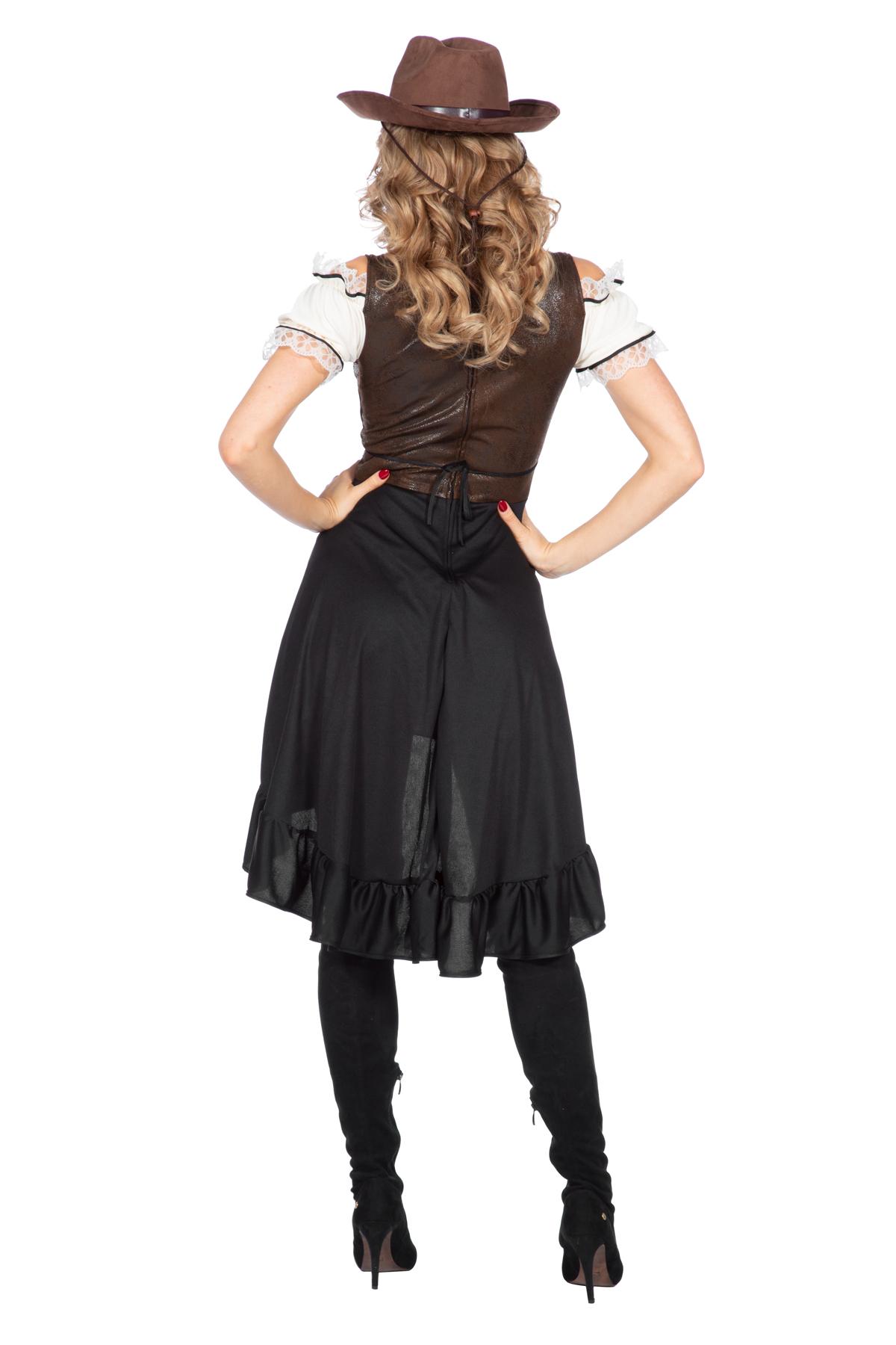 Cowgirl Kleid bei Party Schlaudt Wiesbaden kaufen