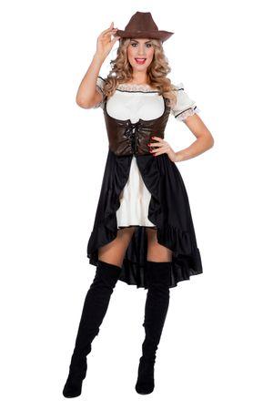 Cowgirl Kleid – Bild 1