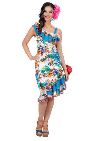 Hawaii-Kleid – Bild 1