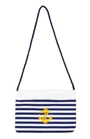 Tasche Matrosin Navy