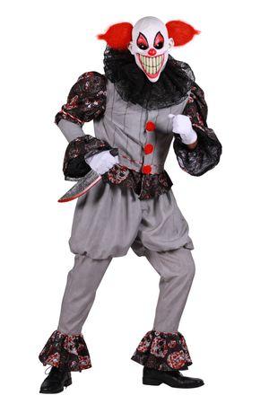 Gruseliger Clown-Anzug – Bild 2