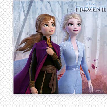 20 Servietten Frozen II